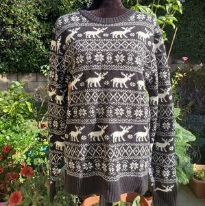 Fair isle sweater by Forever 21 Men, L